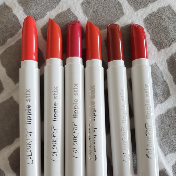 Colourpop Other - Colourpop lippie stix. 2 for $20 or $12 each